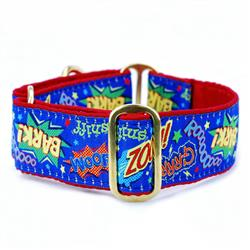 Super Dog! Satin Lined Collars & Leads