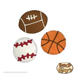 MVP Sports Collection, 3 Sports Balls, 18/Case, MSRP - $2.49