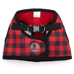 Sidekick Printed Buffalo Plaid Harness