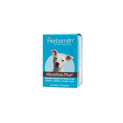 Microflora Plus Capsules by Herbsmith