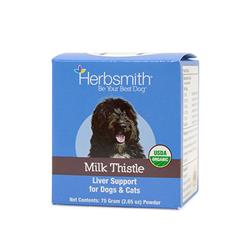 Milk Thistle 75g Powder by Herbsmith