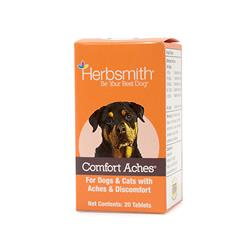 Comfort Aches Tablets by Herbsmith