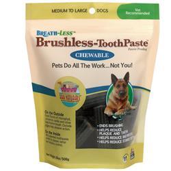 Ark Naturals BREATH-LESS Brushless-Toothpaste - MED/LG (18 oz.)