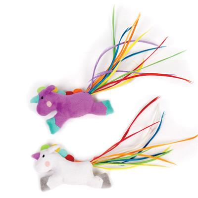 Pet Park Blvd Rainbow Unicorn Toy