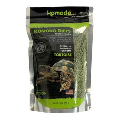 Komodo Diets - Tortoise Food 14 oz