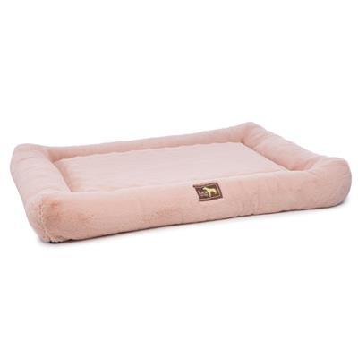 Rose Plush Cuddler Bed