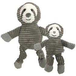 """Knotted Sloth Toy (10"""" and 15"""")"""