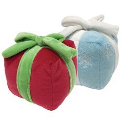 "Plush Present Toy (5.5"")"