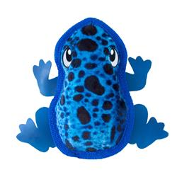Outward Hound Invincibles Frog Blue Small