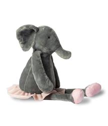 MY BFF GRAY BALLET ELEPHANT