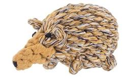 Hedgehog Rope Toy