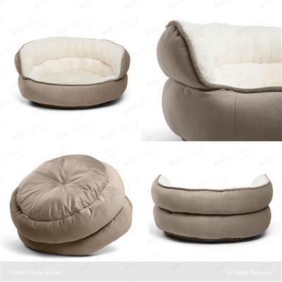 Wheat - Ilan OrthoComfort Throne Cuddler