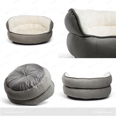 Grey - Ilan OrthoComfort Throne Cuddler