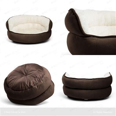 Dark Chocolate - Ilan OrthoComfort Throne Cuddler