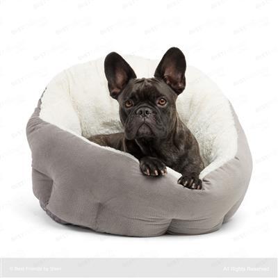 Grey - Ilan OrthoComfort Deep Dish Cuddler