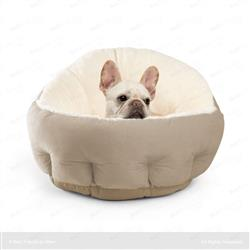 Wheat - Ilan OrthoComfort Deep Dish Cuddler