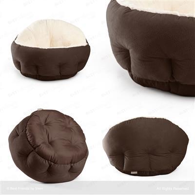 Dark Chocolate - Ilan OrthoComfort Deep Dish Cuddler