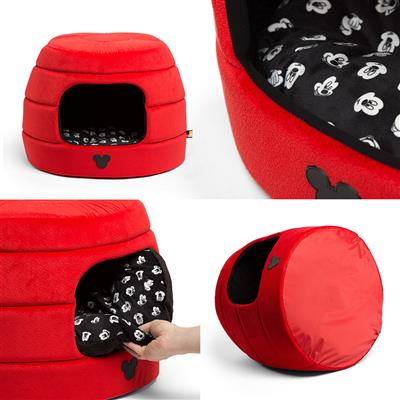 Disney™ Mickey Bobble Honeycomb Red 2-in-1 Bed