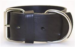 "2"" Latigo 1-Ply Leather Collars"