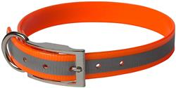 Orange SunGlo Reflective Collars