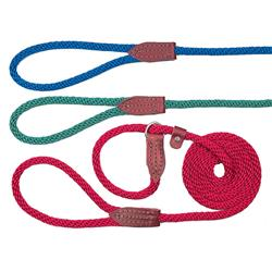 British Rope Slip Leads, 3/8""