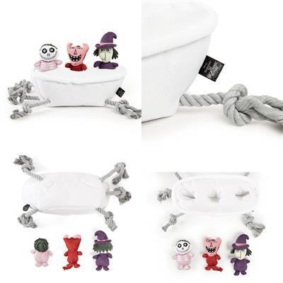 Disney™ Lock, Shock, and Barrel Plush Chew Toy