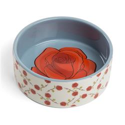 Disney™ Belle Rose Ceramic Bowl