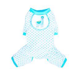 Llama Pajamas - Blue