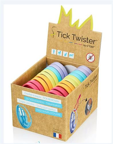 Tick Twister Belt Clip Case (20 Pack Display Box)