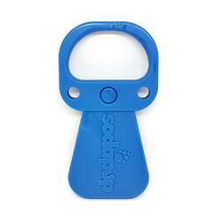 Pop Top Pull Tab - Blue