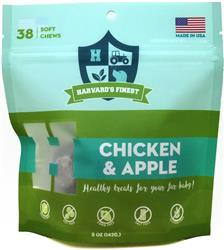 Chicken & Apple Grain-free Soft Treats (5 oz.)