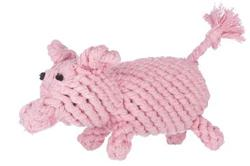 Penny The Pig Rope Toy