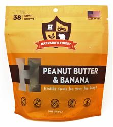 Peanut Butter & Banana Grain-free Soft Treats (5 oz.)