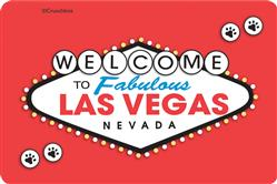 Crunch Card - Welcome to  Vegas -Sign