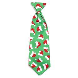 Santa Hats Neck Tie
