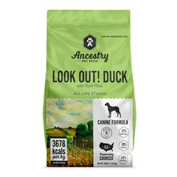 Ancestry Dog Food - LOOK OUT! DUCK