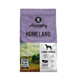 Ancestry Dog Food - HOMELAND