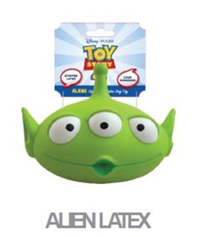 DISNEY TOY STORY 4 ALIEN LATEX TOY. 30% OFF. NOW JUST $4.55 EACH!