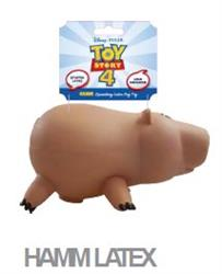 DISNEY TOY STORY 4 HAMM LATEX DOG TOY. 30% OFF. NOW JUST $4.55 EACH
