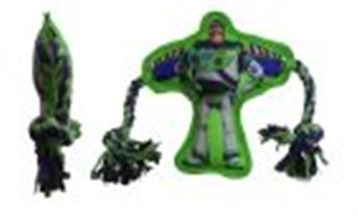 DISNEY TOY STORY 4 BUZZ LIGHTYEAR WITH ROPE DOG TOY. NOW 30% OFF! ONLY $4.55 EACH!