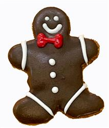 Holiday Gingerman