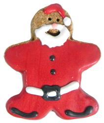Santa Claus Gingerman