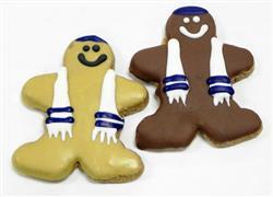 Hanukkah Gingermen