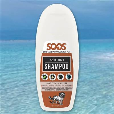 SOOS Anti-Itch Shampoo