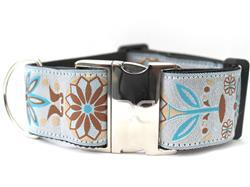 Boho Morocco Extra Wide Dog Collar