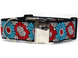 Hendrix Extra Wide Dog Collar