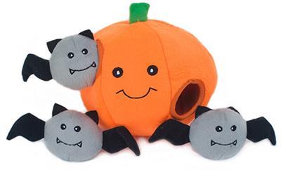 Pumpkin Halloween Burrow by Zippy Paws