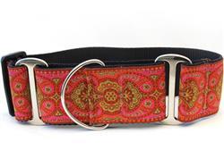 Kashmir Medina Spice Martingale Dog Collar