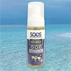 SOOS Waterless Bath Mousse (160 ml / 5.41 oz)