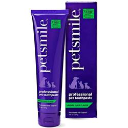 Petsmile Professional Dog Toothpaste - 4.5 oz. Savory Duck Flavor